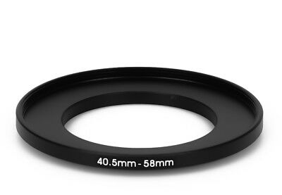 40,5 mm - 58 mm Filter Adapter Step-Up Adapter Filteradapter Step Up 40,5-58