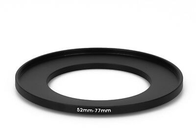 52 mm - 77 mm Filter Adapter Step-Up Adapter Filteradapter Step Up 52-77