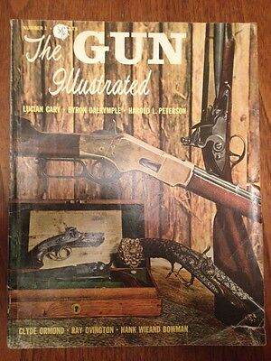The Gun Illustrated - Issue 1 - 1963 American Magazine Rare Number 1