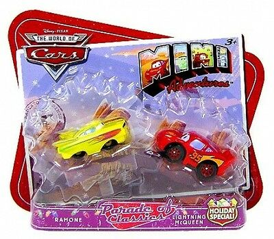 Disney CARS Mini Adventures Holiday Special Exclusive Parade of Classics Ramone