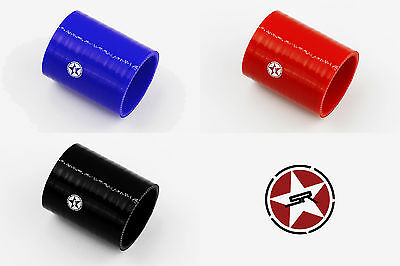 Stoney Racing Silicone Straight Coupler Hose Joiner Pipe Connector