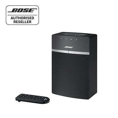 Bose Soundtouch10 Wireless Music System Wi Fi - BLACK Soundtouch 10 - NEW MODEL