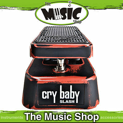 New Dunlop SC95 Slash Crybaby Classic Wah Wah Guitar Pedal - GSC95 Cry Baby