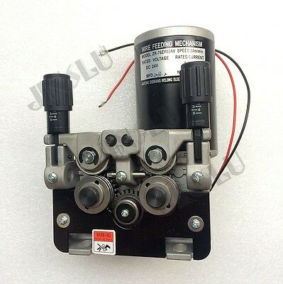 76ZY-02AV Mig Wire Feed Motor Feeding Machine DC24 1.0-1.2mm 2.0-24m/Min 1PK
