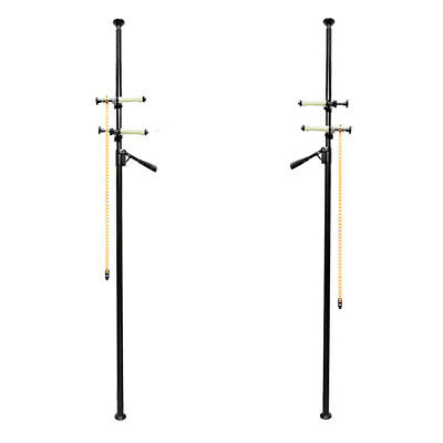 Heavy Duty Autopole Set with 2x Pair of Expansion Drives & Background Hooks