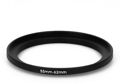55 mm - 62 mm Filter Adapter Step-Up Adapter Filteradapter Step Up 55-62