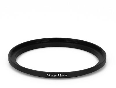 67 mm - 72 mm Filter Adapter Step-Up Adapter Filteradapter Step Up 67-72