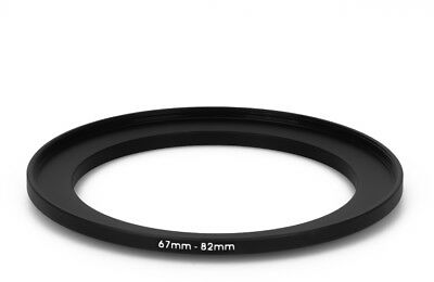 67 mm - 82 mm Filter Adapter Step-Up Adapter Filteradapter Step Up 67-82