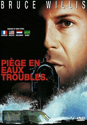 Piege En Eaux Troubles - Dvd Region/zone 2 Viewed Once