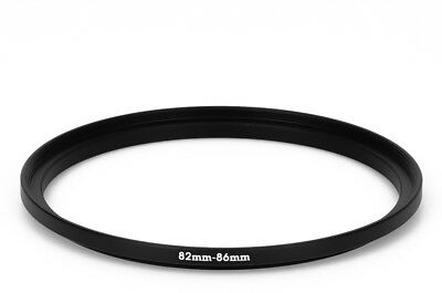 82 mm - 86 mm Filter Adapter Step-Up Adapter Filteradapter Step Up 82-86