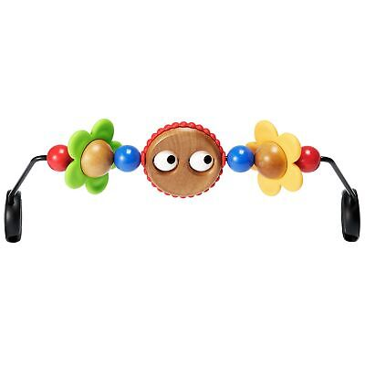 BabyBjorn Wooden Googly Eyes Toy Bar For Use With BabyBjorn Bouncer Seat