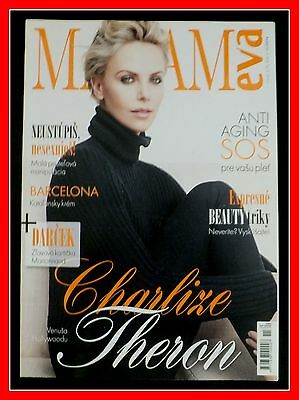 Charlize Theron magazine sexy no dvd Mad Max The Devil's Advocate Monster