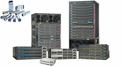 Cisco Catalyst WS-C3750E-24TD-S  Switch Tested qnty in stock