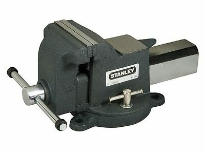 Stanley Tools - MaxSteel Heavy-Duty Bench Vice 150mm (6in) - 1-83-068