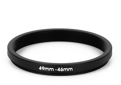 49 mm - 46 mm Filter Adapter Step-Down Adapter Filteradapter Step Down 49-46