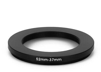 52 mm - 37 mm Filter Adapter Step-Down Adapter Filteradapter Step Down 52-37