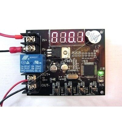 12V Battery Low-Voltage Undervoltage Alarm Anti-Over Discharge Protection Board