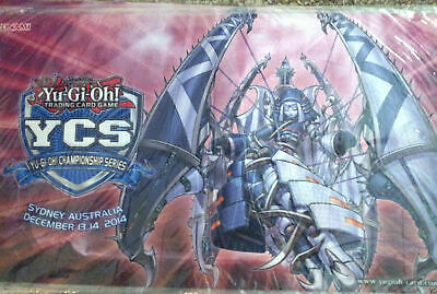 El Shaddoll Shekhinaga playmat  YCS Sydney 2014 *SEALED*