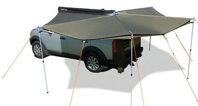 Rhino Roof Rack Foxwing Awning 4x4 4WD Camping Sun Shade OZTENT 31100