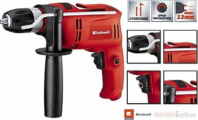 Heavy Duty Einhell Tc-Id 650W 13Mm Variable Speed Electric Impact Hammer Drill