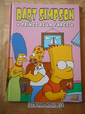 Eldoradodujeu > Bd - Bart Simpson 1 Prince De La Farce - Jungle Eo 2011 Tbe