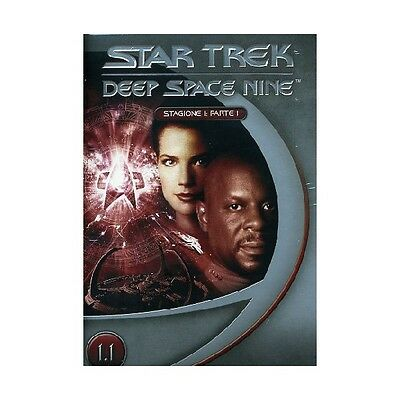 Cofanetto Star Trek Deep Space Nine Stagione 01 #01 (3 Dvd) Serie Tv Dvd-18308
