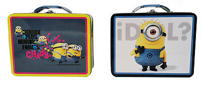 Lunch Box - Despicable Me - Minion Metal Tin Case 177607 (1 Style Only)