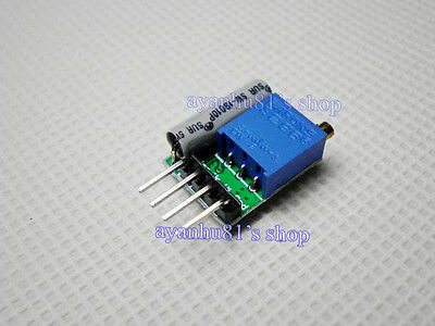 Vibration Sensor Switch Module Delay Timer for automation & anti-theft alarm