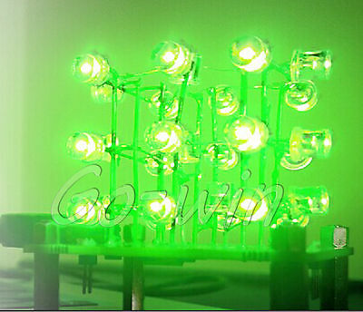 xCube LED kit Green Colour Arduino-Software Compatible