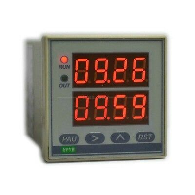 Multifunction Digital Timer,Counter,Frequency Meter,Tachometer,Countdown CLOCK