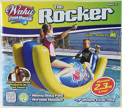 Wahu Pool Party - The Rocker -  Large Pool See Saw 2.3mts