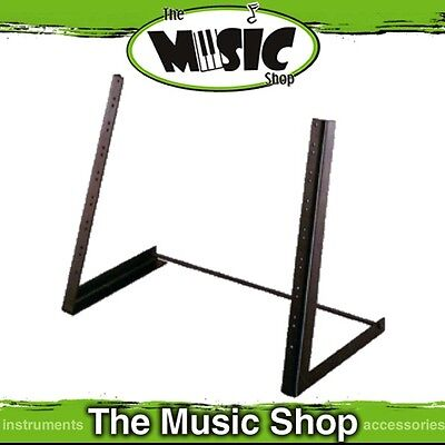 """New CPK R198 19"""" Rack Mount Stand - 8 Space, L Shaped Stand"""