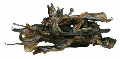 Dried Whole Sprats Natural Dog Fish Treats 200g Bags Gluten Free BARF Diet