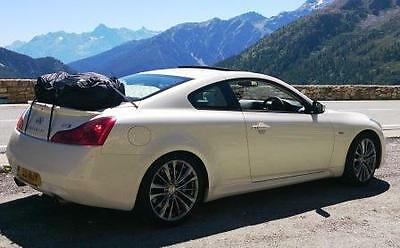 Saloon & Coupe Car - Roof box,roof rack alternative : Boot-bag Vacation