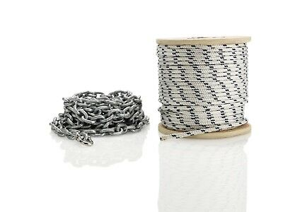 Anchor Winch Rope and chain kit