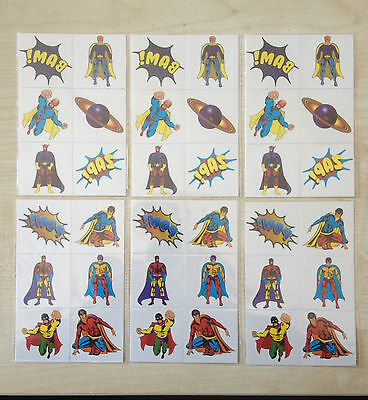 36 Childrens Fun Temporary Tattoos Kids Loot Party Bag Fillers Boys & Girls
