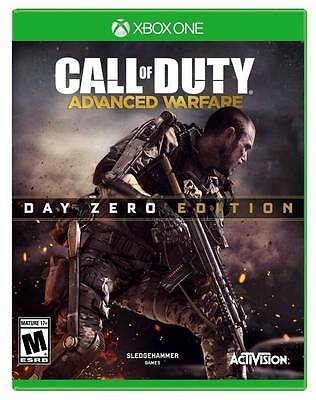 Call of Duty: Advanced Warfare Day Zero Edition - Xbox One, New ~ Free Shipping!
