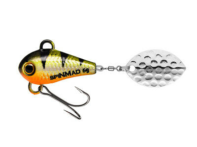 Spinmad Mag Spinning Tail / 20mm / 6g / for perch, trout, pike, chub / COULEURS