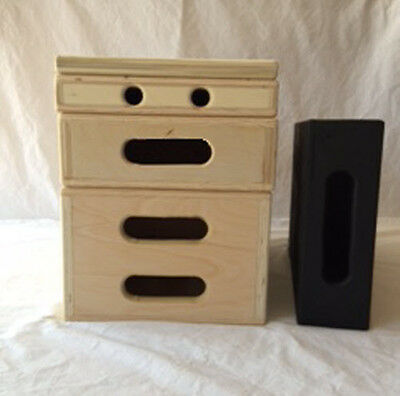 New Apple Box Complete Set for Film/Stage/Studio Grip