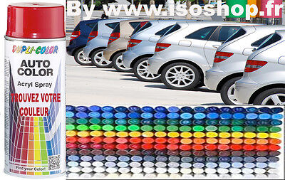 Dupli Color Aérosol Peinture Automobile MAZDA 1X-SILVER MET2C 807497 spray 400ml