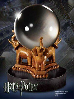 Harry Potter The Divination Crystal Ball Licensed Replica Noble Collection