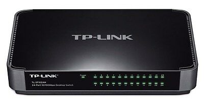 TP-Link TL-SF1024M 24-Port Desktop Switch