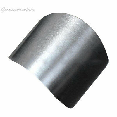 Best Popular Stainless Steel Finger Hand Protector Slice Shield Kitchen Tool GRO