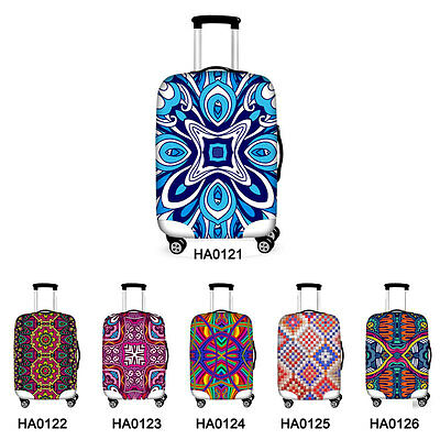 """Dust-proof Practical Elastic Travel Luggage Cover Suitcase Protector 18""""-30"""""""