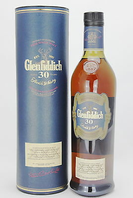 Glenfiddich 30 years Single Malt Scotch Whisky 700ml
