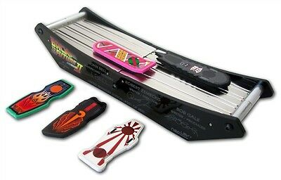 Levitating Back to the Future Part II Hover Board Set Limited Signature Edition