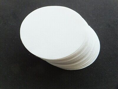 New Lab Filter Paper Qualitative Box of 100 For Laboratory  Chemistry Use Sizes