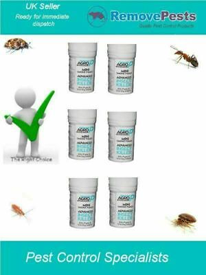 6 X Cluster  fly poison bomb fumers for fly control domestic & commercial AP