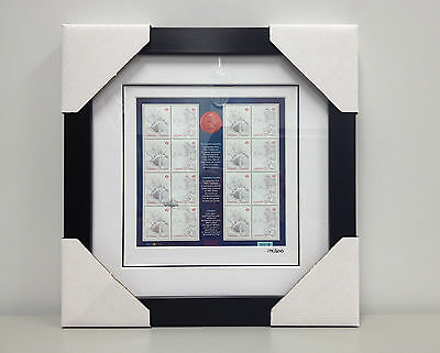The Franklin Expedition: Canada Post 2015 Special Pane - Framed with COA