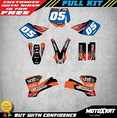 KTM 50 2009 - 2015 Full Graphics DIGGER STYLE - sticker kit decals graphics